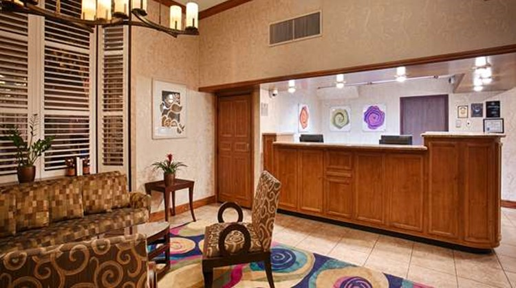 Best Western Plus Sutter House Lobby