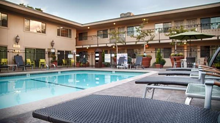 Best Western Plus Sutter House Pool