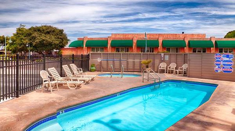 Best Western De Anza Inn Pool