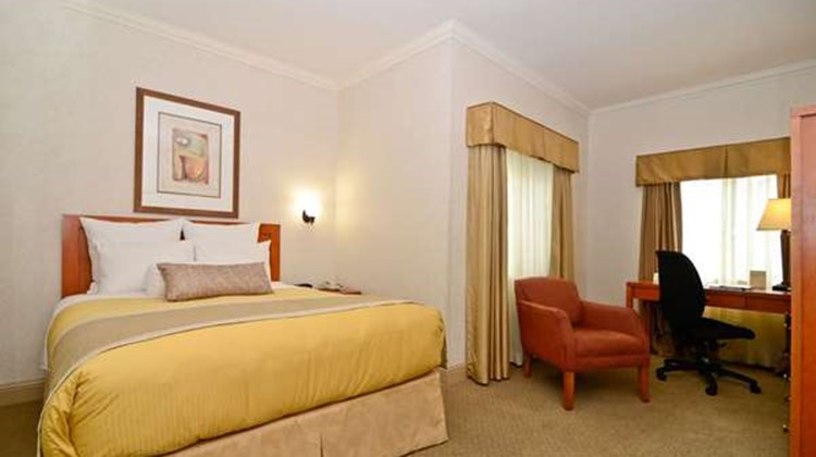 Best Western De Anza Inn Room