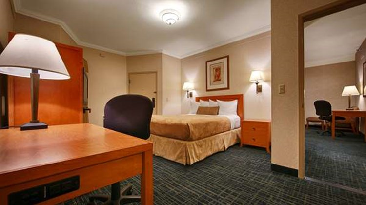 Best Western De Anza Inn Suite