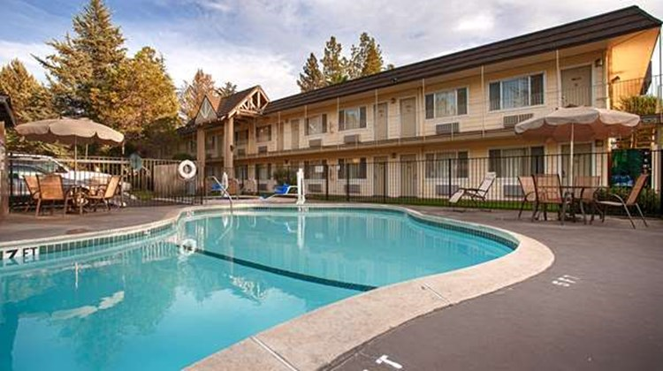 Best Western Gold Country Inn Pool