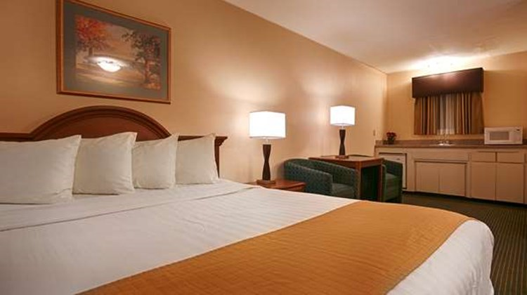Best Western Gold Country Inn Room