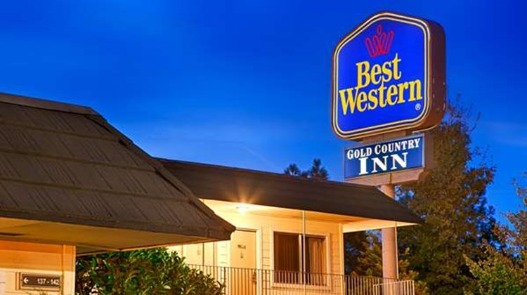 Best Western Gold Country Inn Exterior
