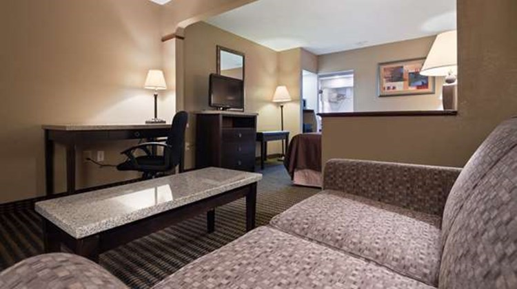 Best Western Lumberton Room