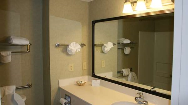 Best Western Plus Silver Creek Inn Room