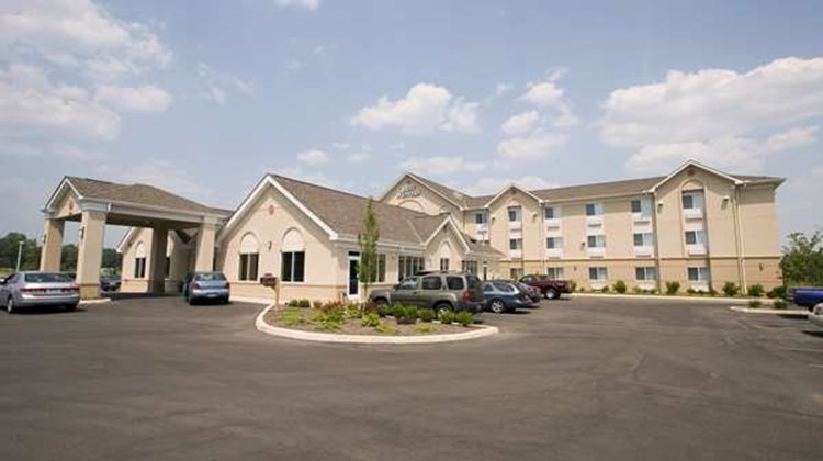 Best Western Port Columbus Exterior