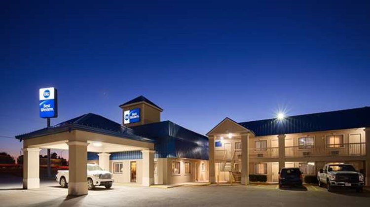 Best Western Inn of McAlester Exterior