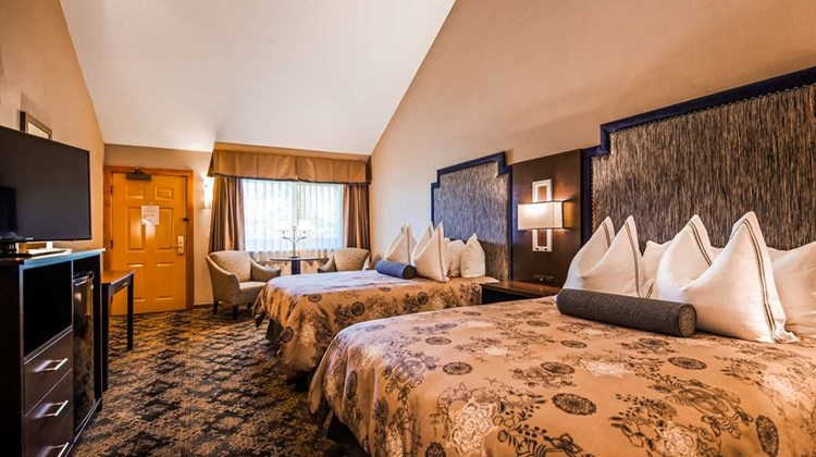 Best Western Windsor Inn Room