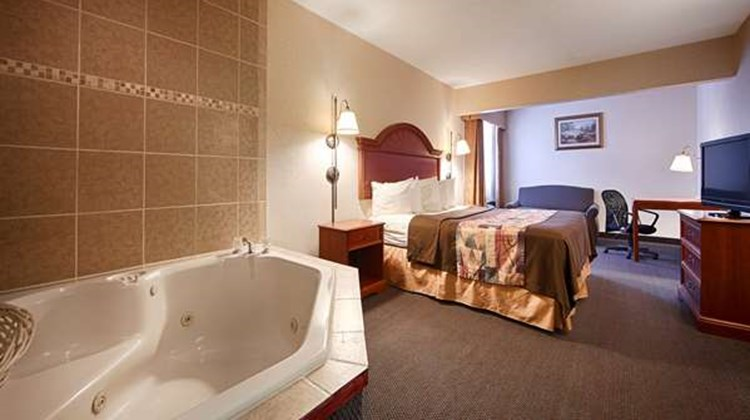 Best Western Grove City Inn Room
