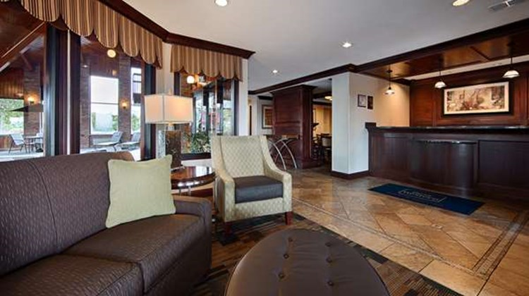 Best Western Grove City Inn Lobby