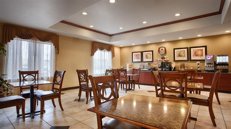 Best Western Palace Inn & Suites Restaurant