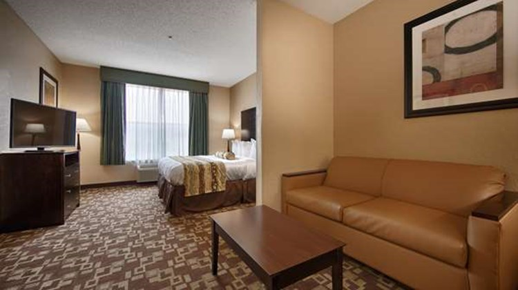 Best Western Plus Hobby Arpt Inn & Stes Suite