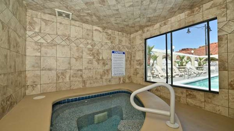 Best Western Travel Inn Pool