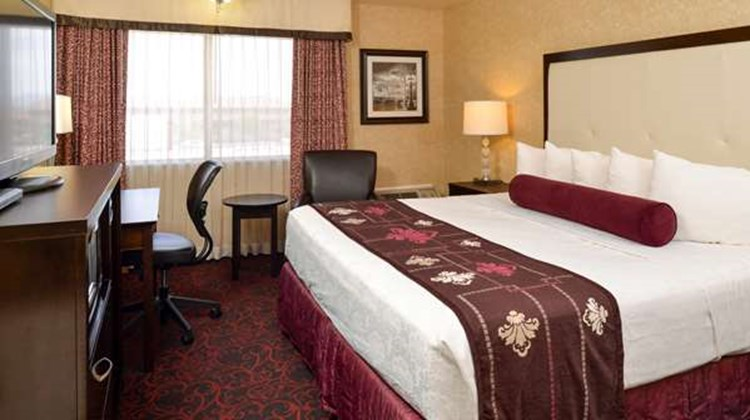 Best Western Coral Hills Room