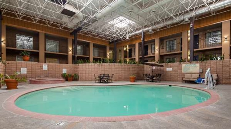 Best Western Inn Suites & Conference Ctr Pool
