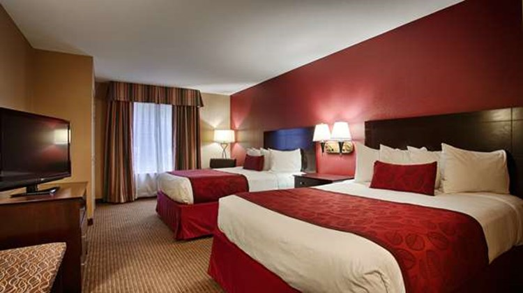Best Western Inn Suites & Conference Ctr Room