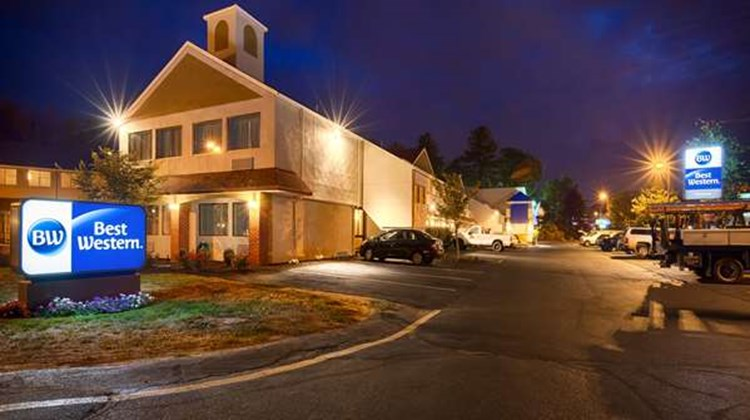 Best Western Rockland Exterior
