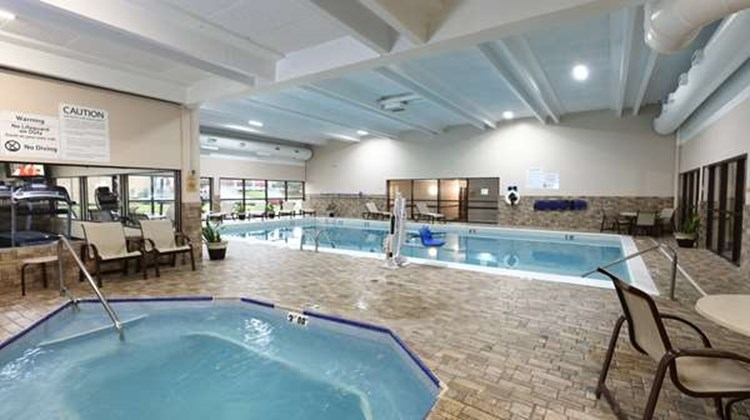 Best Western Hospitality Hotel & Suites Pool
