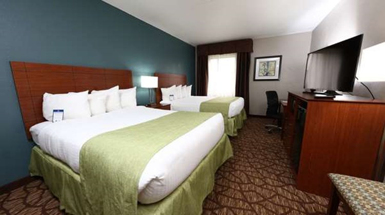 Best Western Hospitality Hotel & Suites Room