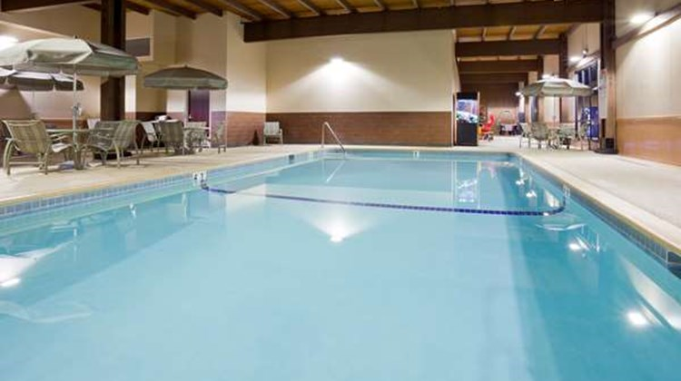 Best Western Plus St Paul Nrth/Shoreview Pool