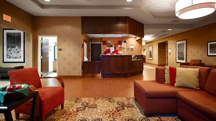 Best Western Plus St Paul Nrth/Shoreview Lobby