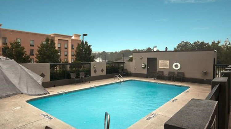 Best Western Laurel Inn Pool