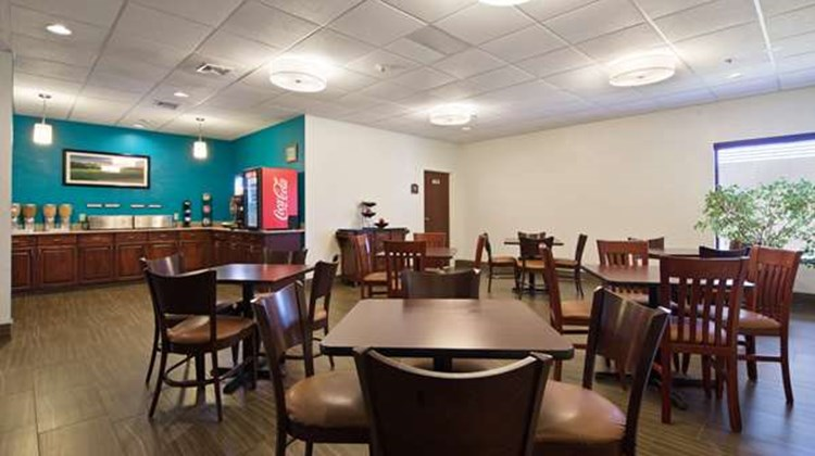 Best Western Plus Springfield Airprt Inn Restaurant