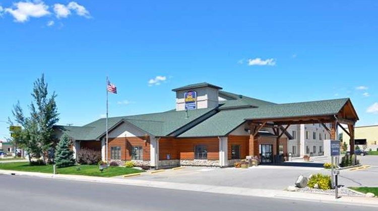 Best Western Yellowstone Crossing Exterior