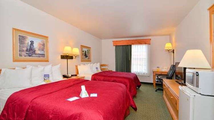 Best Western Yellowstone Crossing Room