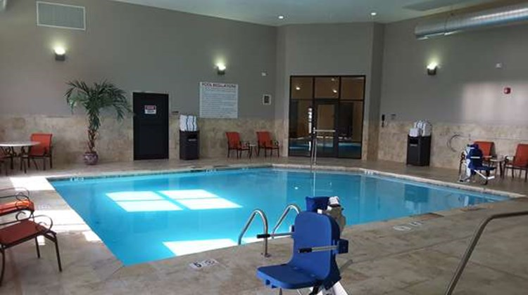 Best Western Plus North Platte Inn Pool