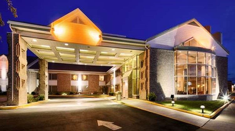 Best Western Plus Gold Country Inn Exterior