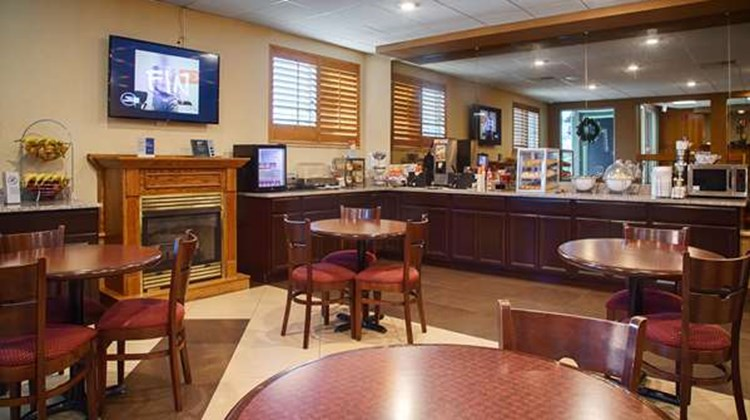 Best Western Burlington Inn Restaurant