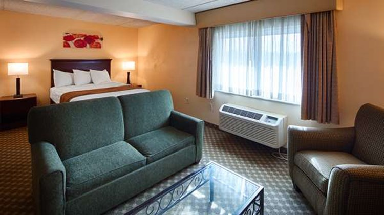 Best Western Burlington Inn Suite