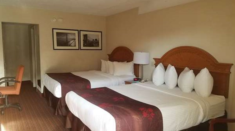 Best Western Bordentown Inn Room