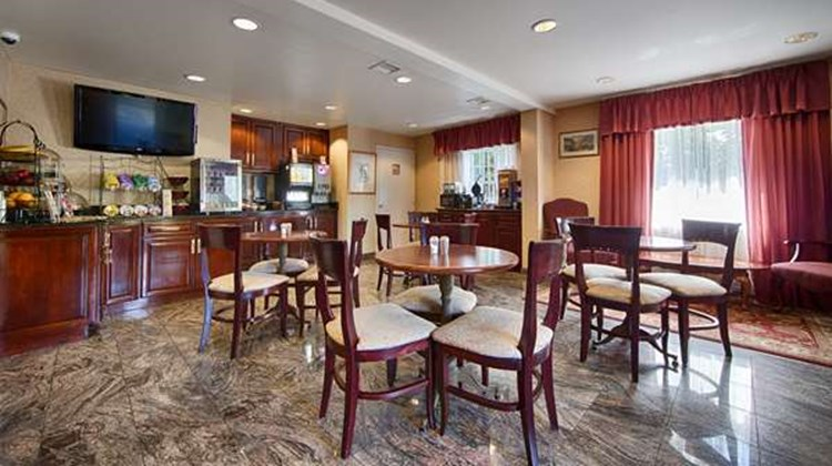 Best Western Fort Lee Restaurant