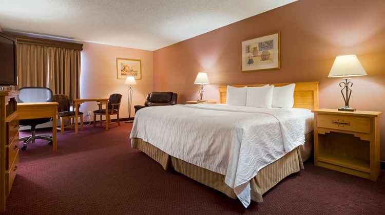 Best Western Pecos Inn Room