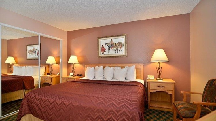 Best Western Pecos Inn Suite
