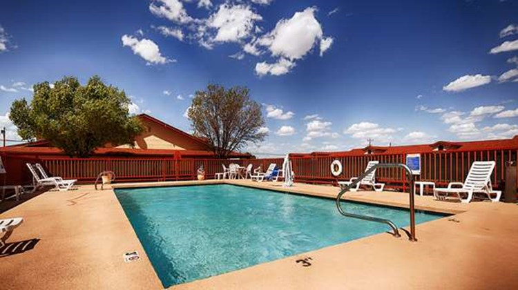 Best Western Santa Rosa Inn Pool