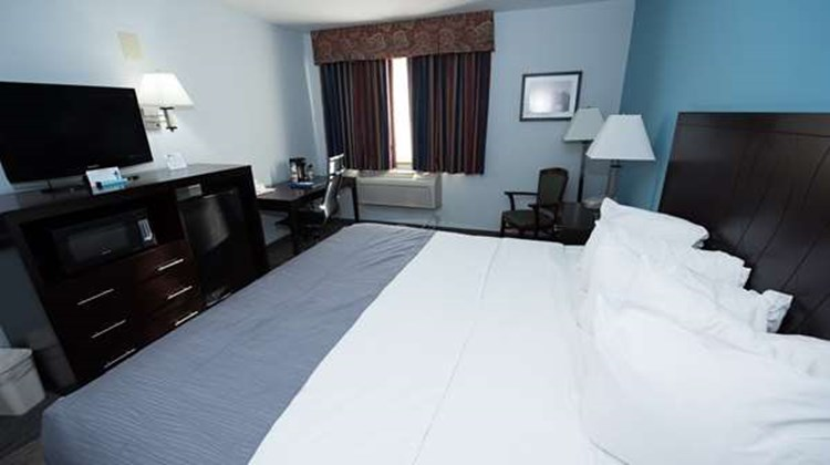 Best Western New Baltimore Inn Room
