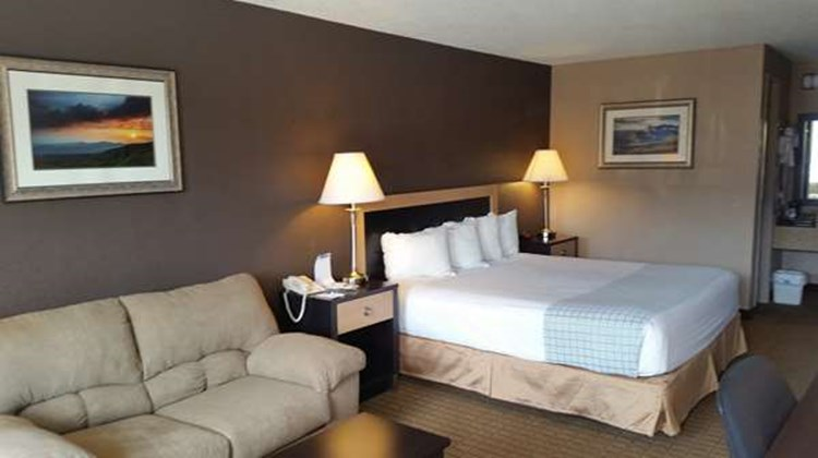 Best Western Smoky Mountain Inn Room