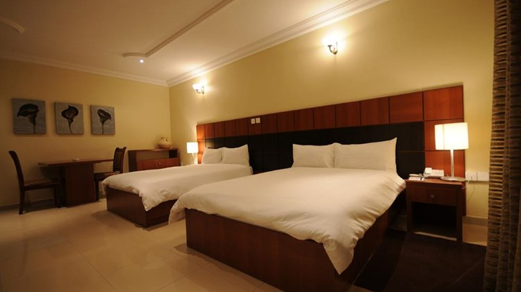 Best Western Homeville Hotel Room