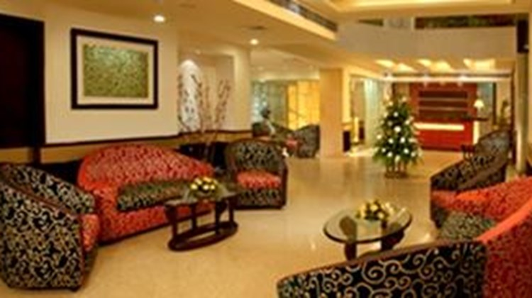 Best Western Merrion Lobby