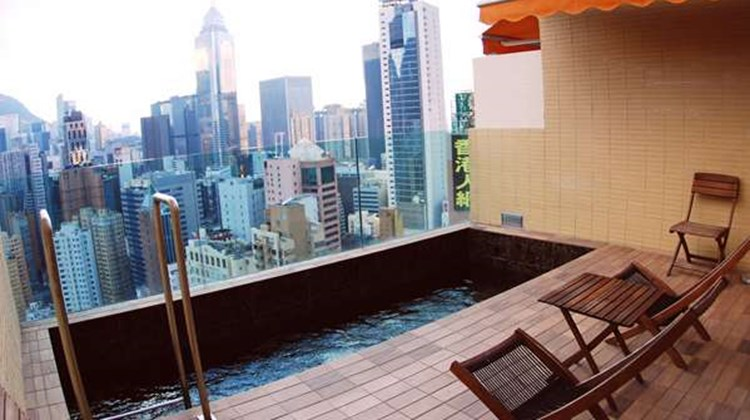 Best Western Hotel Causeway Bay Pool