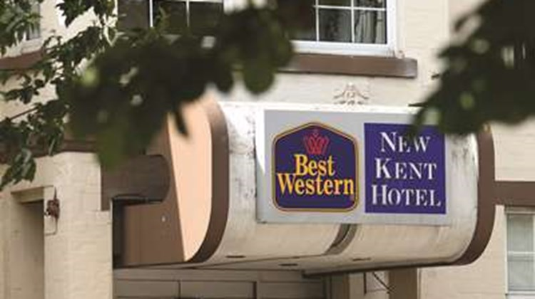 Best Western New Kent Hotel Exterior