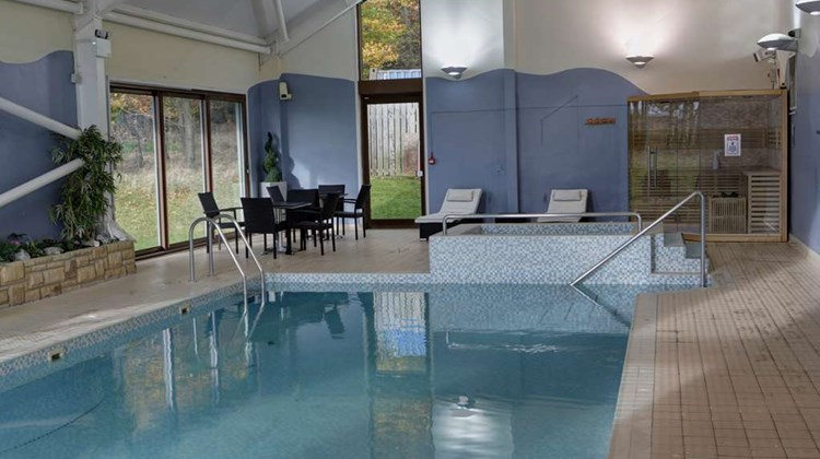 Best Western Derwent Manor Hotel Pool