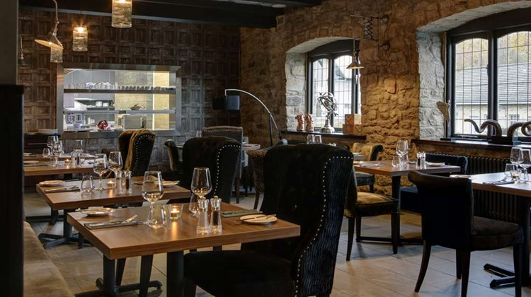 Best Western Derwent Manor Hotel Restaurant