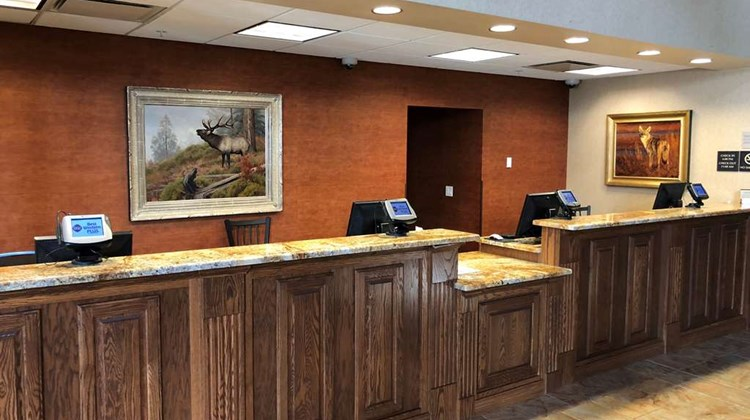 Best Western Plus Bryce Canyon Grand Htl Lobby