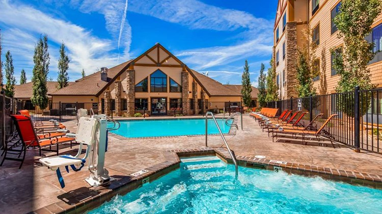 Best Western Plus Bryce Canyon Grand Htl Pool