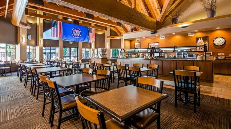 Best Western Plus Bryce Canyon Grand Htl Restaurant